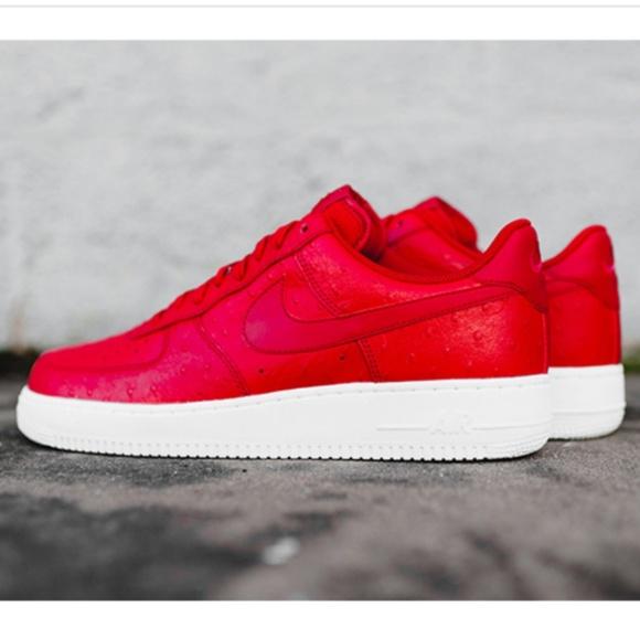ostrich skin sneakers